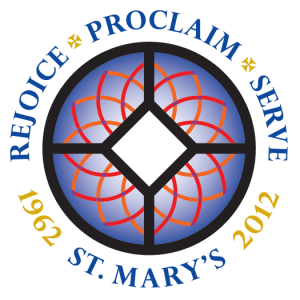 Saint Mary's Church Logo